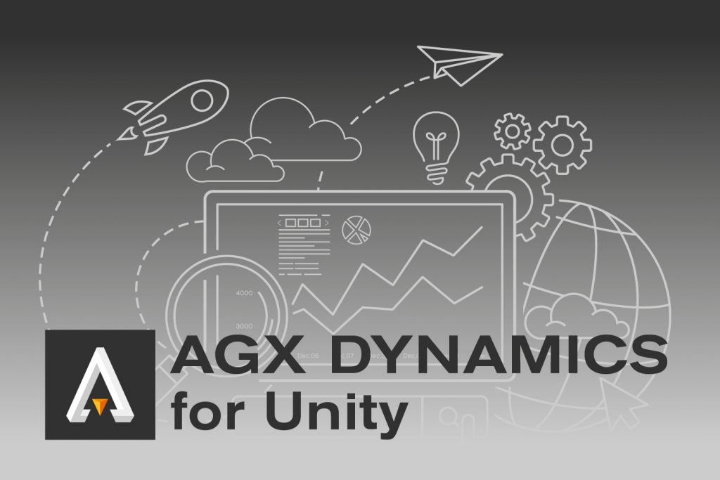 AGX Dynamics for Unity product logo