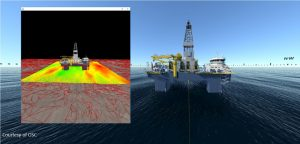 Virtual prototyping: a case study of positioning systems for drilling operations in the Barents Sea