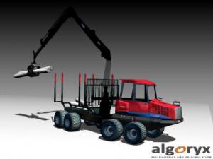 Semi-autonomous Shared Control for Redundant Forwarder Cranes