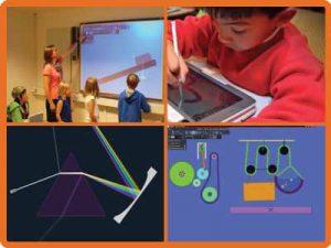 Evaluation of Teaching Evolution Using Evolutionary Algorithms in a 2D Physics Sandbox