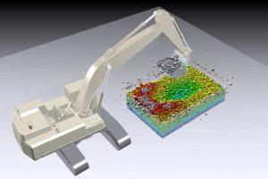 Warm starting the projected Gauss--Seidel algorithm for granular matter simulation